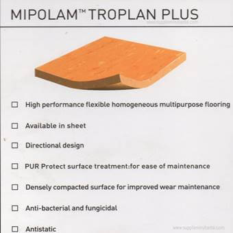 gerflor mipolam troplan plus